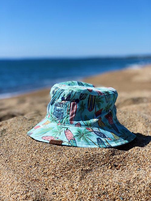 Dozer Surfs Up Bucket Hat