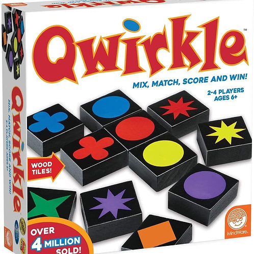 Roll over image to zoom in Qwirkle Board Game