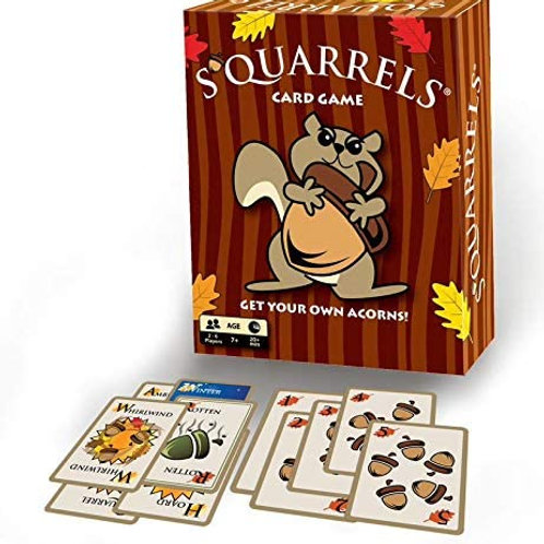 Click image to open expanded view S'Quarrels Card Game - Quick Game for 2-6 Pla