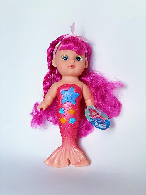 Bathtime Mermaid