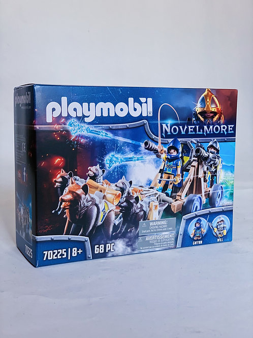 Wolf Team Playmobil Novelmore