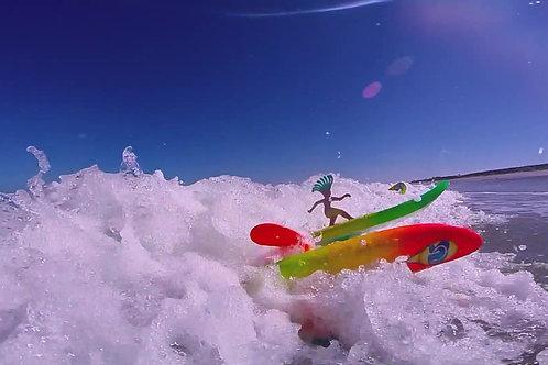Surfer Dude Legends