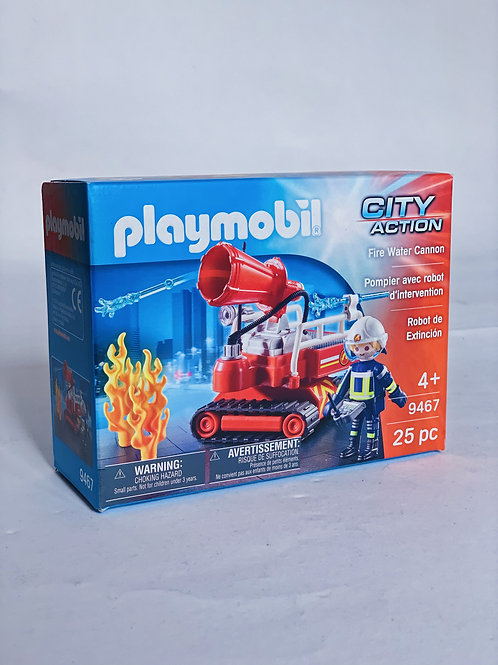Fire Water Canon Playmobil Action