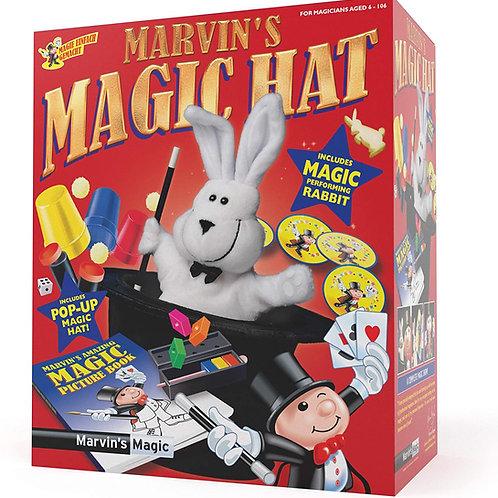 Marvin's Magic - Amazing Magic Rabbit and Top Hat Trick | Amazing Magic Tricks S