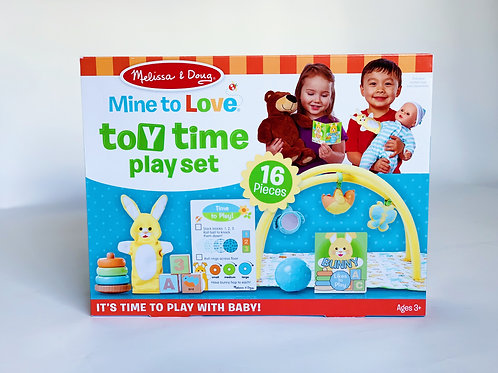 Toy Time Playset