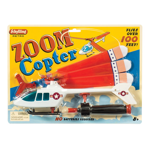 ZOOM COPTER by Schylling