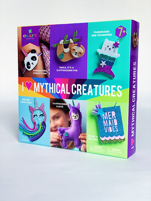 Mythical Creatures Craft Set