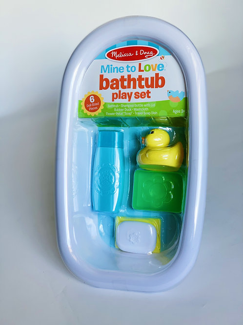 Bathtub Playset