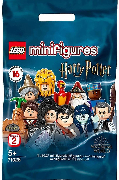 LEGO Minifigure Harry Potter Series 2