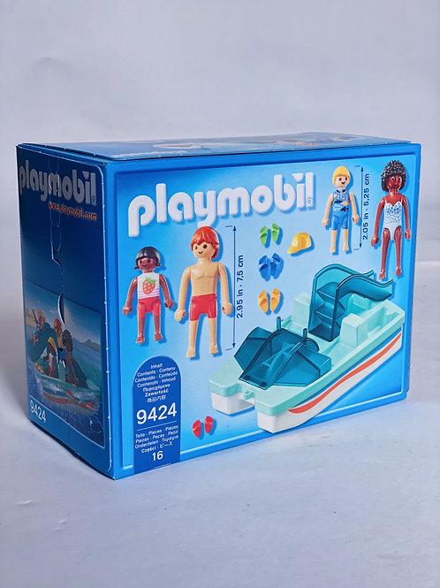 Paddle Boat Playmobil