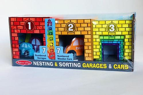Nesting and Sorting Garage