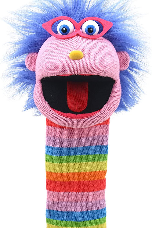 The Puppet Company - Knitted Puppets -Gloria Hand Puppet [Toy], 15 inches