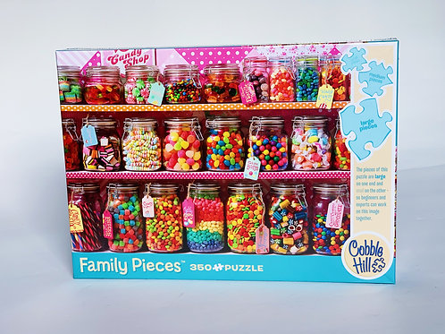 Candy Store 350pc Puzzle