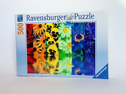 Flowers 500pc Puzzle