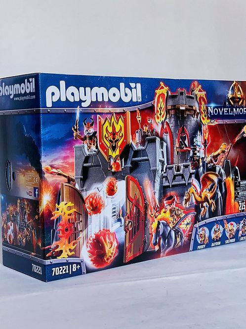 Raiders Fortress Playmobil Novelmore