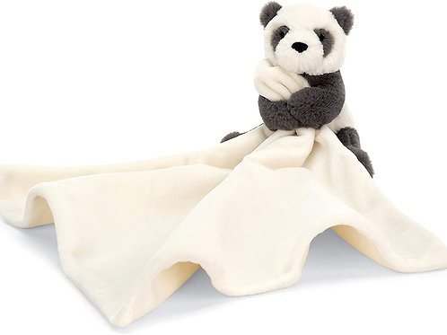 Jellycat Harry Panda Soother Baby Stuffed Animal Security Blanket