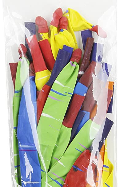 Roll over image to zoom in Schylling Rocket Balloon 30-Refill