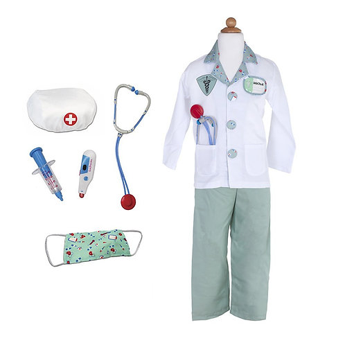 CAREER DOCTOR WITH ACCESSORIES