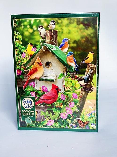 Birdhouse 1000pc Puzzle