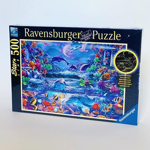 Night Ocean 500pc Puzzle