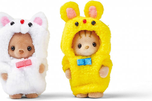 Calico Critters Costume Cuties: Kitty  limited edit