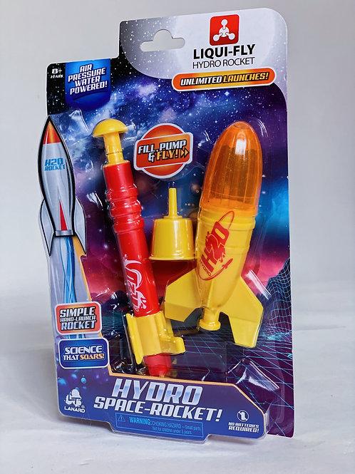 Hydro Space Rocket