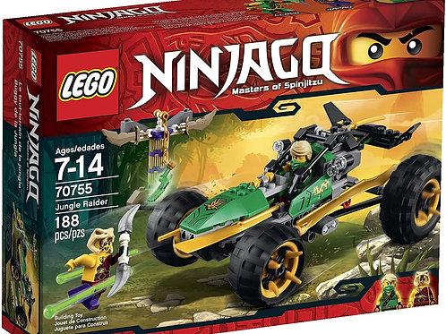 LEGO Ninjago Jungle Raider Toy