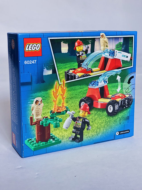 Forest Fire LEGO