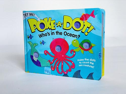 Poke-a-Dot: Who's in the Ocean