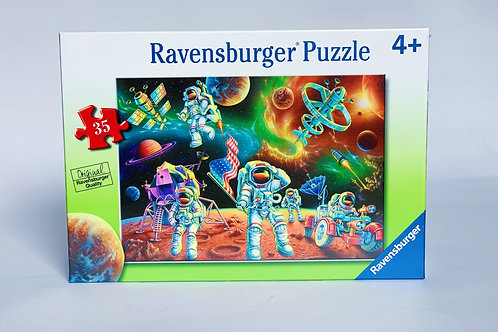 Astronauts 35pc Puzzle