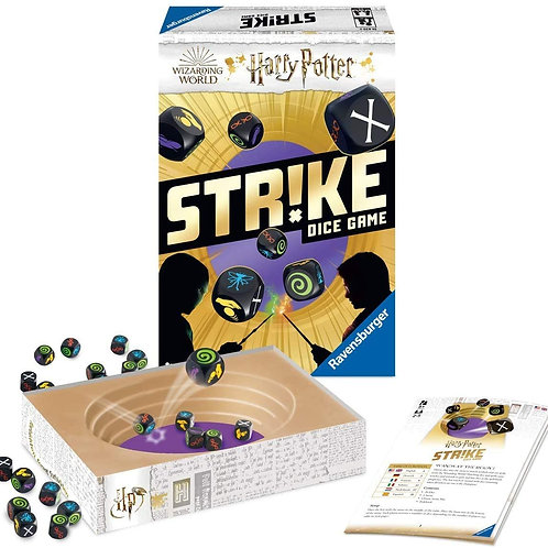 Ravensburger Harry Potter Strike Game for Kids and Adults