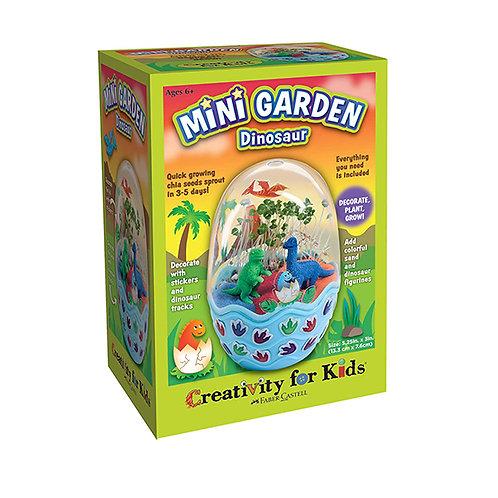Creativity for Kids Mini Garden Kit – Dinosaur Egg Terrarium