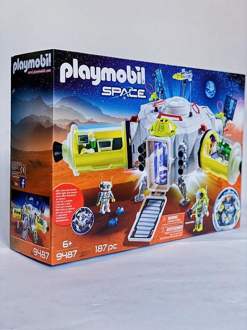 Mars Space Station Playmobil