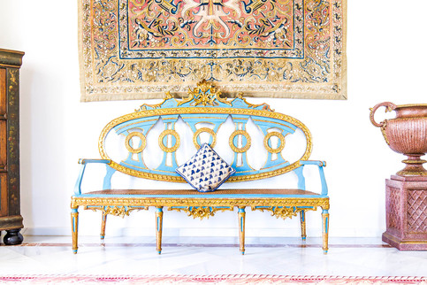 Luxury 17th Century French Rocco Furniture