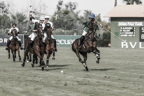 Facundo Pieres in action during the 2016 Cartier Gold Cup