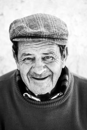 Elderley Spanish gentleman