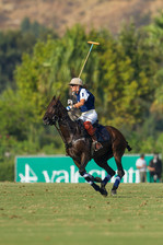 Female polo player