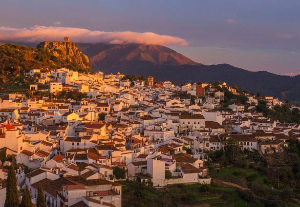 Gaucín, Andalucía, Spain.