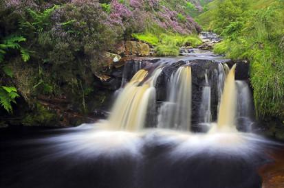 Fairbrook waterfall