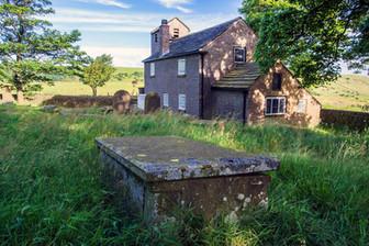 Jenkins Chapel & Tombstone