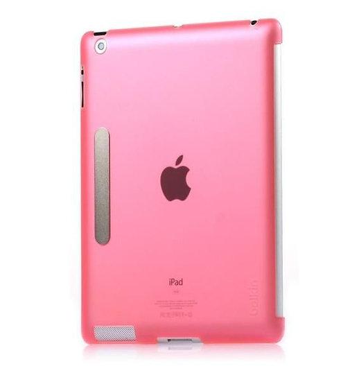 Belkin Snap Shield Secure Case For Ipad 3 In Pink