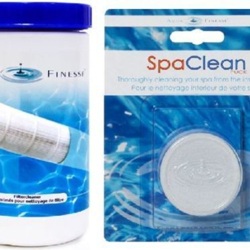Aquafinesse X20 Filter Cleaner Tablets U0026 Pipe Pump Puck