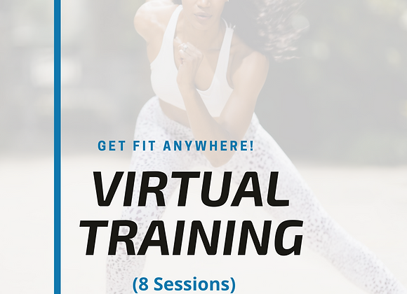 8 Virtual Training Sessions