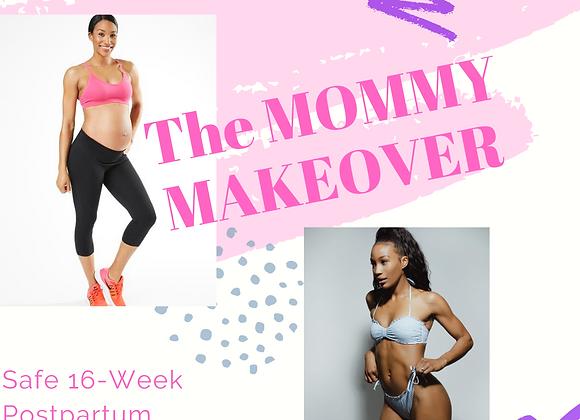 Mommy Makeover Postpartum Fitness Program