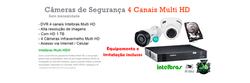 Cameras de Seguranca e Monitoramento