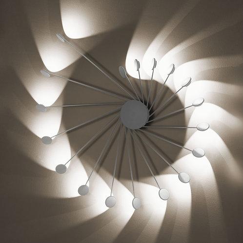 Sieninis/Lubinis šviestuvas HELIX (MODEL 2)
