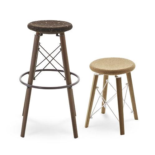 Baro - Pusbario Kėdė Jack
