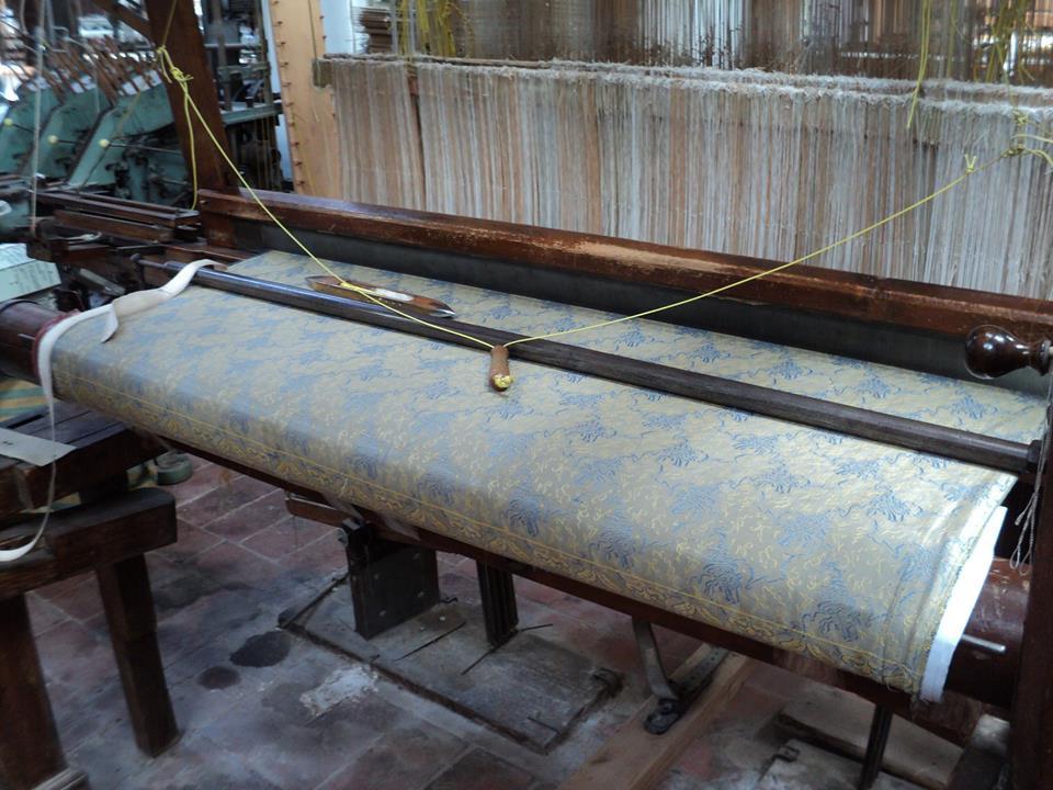 Excursion #1 Textile mill