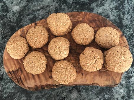 Erdnussbutter Cookies: