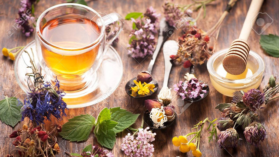 Speciality Herbal Blend